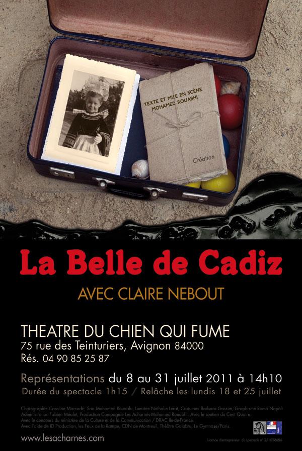 AFFICHE-LA-BELLE-DE-CADIZ-MCJ1